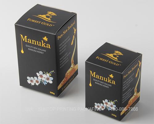 醫藥保健品彩盒印刷