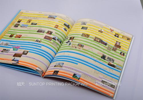 企業宣傳畫冊印刷