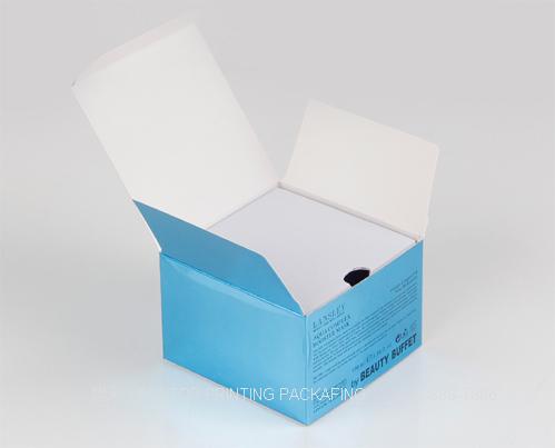 化裝品彩盒印刷
