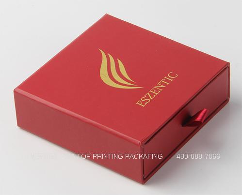 抽屉式包装盒印刷