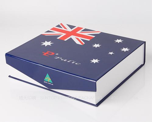 书型盒印刷
