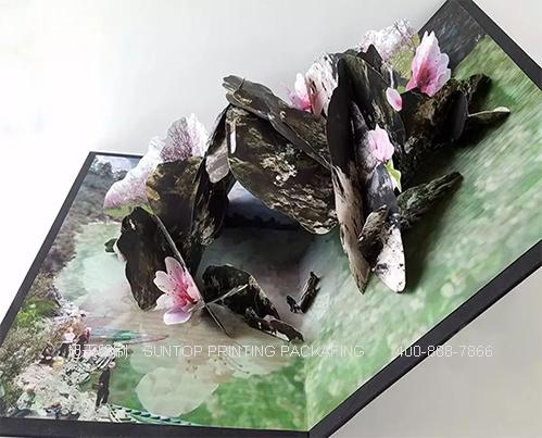 深圳立體書印刷_深圳旭天印刷包裝廠