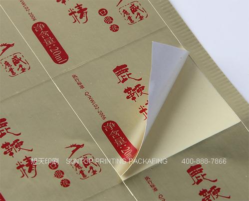 深圳不干胶印刷,深圳旭天印刷包装厂