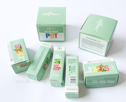 深圳彩盒印刷